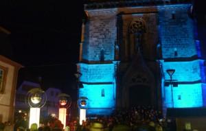 Die Basilika in mystischem Licht