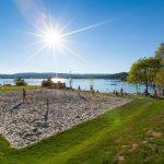 Bostalsee: Seefreibäder und Liegewiesen öffnen am Samstag