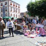 Flohmarkt für Kinder und Jugendliche auf dem Schloßplatz St. Wendel