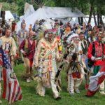 Beim Indianer Powwow kommt der Wilde Westen an den Bostalsee