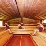 Frauen-Sauna-Nacht im Erlebnisbad Schaumberg