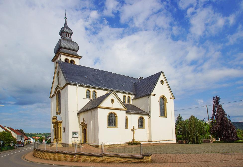 Kirche Scheuern
