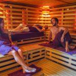 Lange Sauna-Nacht im Erlebnisbad Schaumberg