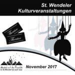 St. Wendel: Im November ist wieder einiges los