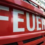 Feuerwehreinsatz in Bosen