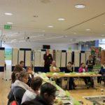 Ein Netzwerk entsteht – Pädagogen treffen sich im Nationalpark