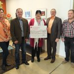 Blechbläser spenden 3.200€ für Kinder-Hospizdienst Saar