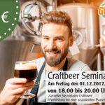 Craft-Beer Seminar von Globus St. Wendel – jetzt mitmachen und gewinnen