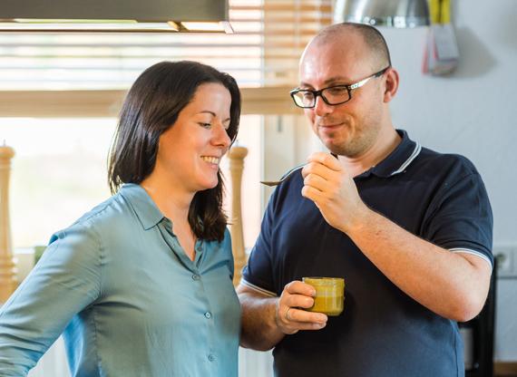 Dating von Lebensmitteln nach der Eröffnung