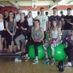 Dr.-Walter-Bruch-Schule St. Wendel: Schüler absolvieren erfolgreich STB-Fitness Coach Ausbildung