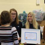 Schülervertretung der GemS Freisen setzt sich für soziale Projekte ein