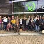 180 Birkenfelder Studierende erkunden den Nationalpark Hunsrück-Hochwald