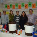 St. Wendel: Adventskaffee an der Dr.-Walter-Bruch-Schule