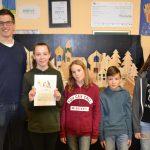 Gemeinschaftsschule Freisen: Vivien Moses ist die beste Vorleserin