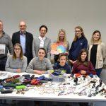 GemS Freisen übergibt 148 Brillen für Afrika