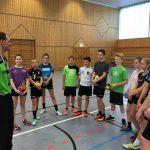 Gemeinschaftsschule Schaumberg Theley: Leistungsförderung durch ehemaligen Handballprofi