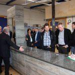 30. Unternehmertreff des Landkreises in der Schreinerei Johann in Theley