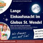 St. Wendel: Lange Einkaufsnacht bei Globus
