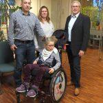 Lisa und ihre Familie brauchen Hilfe