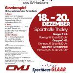 SV Hasborn verlost Ski- und Wellnessurlaube in Südtirol