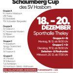 20. adidas-Schaumberg Cup des SV Hasborn startet heute