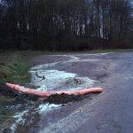 Bergweiler: Altöl auf Wiese entsorgt
