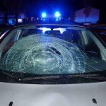 Schwerer Verkehrsunfall mit 86-jähriger Fußgängerin