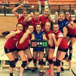 Volleyball: Damen des SSC Freisen gehen als Herbstmeister in die Rückrunde