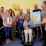 Niederlinxweiler: Lebenshilfe dankt Musikverein Niederlinxweiler für Unterstützung