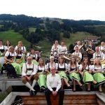 Gronig: Zu den Sternen und fernen Planeten mit der Trachtenkapelle Gronig