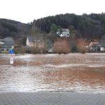 Hochwasser in Nohfelden – Pegel im St. Wendeler Land können weiter stiegen