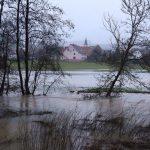 Hochwasser im St. Wendeler Land