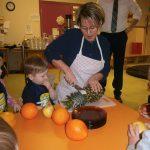 Förderung unterstützt Kochaktion für KITA-Kinder