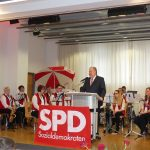 Baltersweiler: Neujahrsempfang der Kreis – SPD mit Kurt Beck