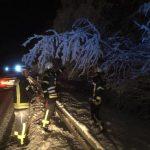 St. Wendeler Land: Schneefälle halten Feuerwehren auf Trab