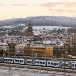 St. Wendeler Land: traumhafte Schneelandschaften