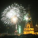 St. Wendeler Land: Menschen feiern den Jahreswechsel