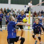 Volleyball: Bliesen zum Neujahrsauftakt gegen VfB Friedrichshafen