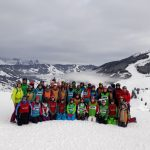 Gemeinschaftsschule Schaumberg Theley: Gruppendynamisches Skifahren in Saalbach-Hinterglemm