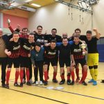 Futsal Club Warriors Saargewinnen Futsal-Regionalmeisterschaft