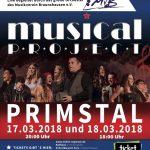 Primstal: DasMusical Projectund derMusikverein Braunshausen e.V.präsentieren Ihnen das diesjährige Highlight