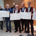 Eitzweiler: Neujahrsempfang mir SR Intendant Kleist