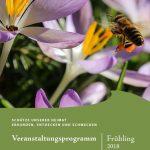 Schätze unserer Heimat entdecken, erkunden und schmecken – Naturpark- und Nationalpark-Frühlingsprogramm 2018