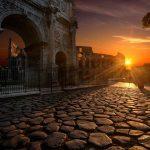 Tholey: Besuch der ewigen Stadt