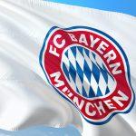 FC Bayern-Fahne entwendet