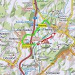 Sanierung der L 323 zwischen Tholey und Hasborn – 9-wöchige Vollsperrung