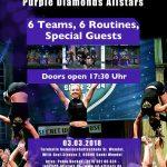 Showcase der Purple Diamonds Allstars