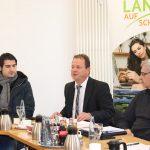 Sanierungsgebiete im St. Wendeler Land – Gemeindemitarbeiter werden fachkompetent geschult