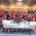 Volleyball: SSC Freisen feiert seine Doppelmeisterinnen