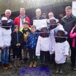 "Nonnweiler: Projektauftakt ""Bienen an Grundschulen"""